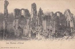 ORVAL / FLORENVILLE /  L ABBAYE / RUINES - Florenville