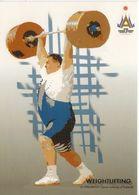 Weightlifting Mint Post Card - Haltérophilie