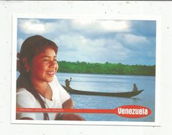 Cp , VENEZUELA , ETNIA WARAO , ESTADO BOLIVAR ,vierge - Venezuela