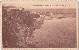 CHERCHELL. Plage Des Bains Et Douanes - Algérie
