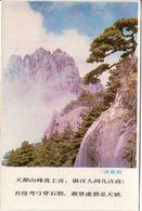 Mint Post Card - China