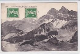 La Hochmatte, Brenlaire Et Folliéran - FR Fribourg