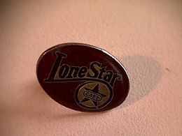 "Pin's "" Lone Star Café "" - Pin's & Anstecknadeln"