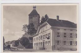 La Tour-de-Trême. Café De La Tour - FR Fribourg