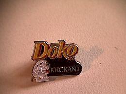 "Pin's "" Doko Krokant "" - Tiere"
