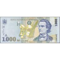 TWN - ROMANIA 106a - 1000 1.000 Lei 1998 (2000) Prefix 7C UNC - Rumania