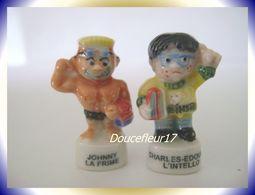 Les Zaddos ...lot De 2 .. Ref AFF : 91-2002..  ( Pan 0041) - Characters