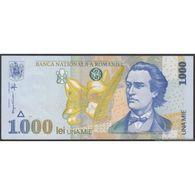 TWN - ROMANIA 106a - 1000 1.000 Lei 1998 (2001) Prefix 3B UNC - Romania