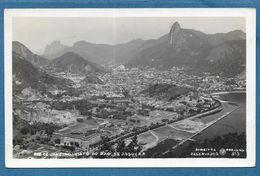 BRASIL RIO DE JANEIRO VISTO DO PAO DE ASSUCAR 1937 - Rio De Janeiro