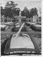 1942 Russie Cimetière Allemand Tombe Du Grenadier Inf. Rgt 85 1 Photo Ww2 19139-19145 - War, Military