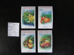 "1993  "" Früchte  II ""  Satz Komplett Sauber Postfrisch,  LOT 683 - 1921-... Republik"
