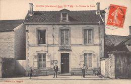 52 - Bricon - Le Bureau De Poste Animé - Autres Communes