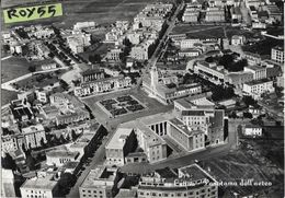 Lazio-latina Panorama Dall'aereo Veduta Panoramica Di Latina Anni 50 - Latina