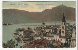 Bissone * Lago Di Lugano * Ponte Melide E San Salvatore - TI Tessin