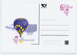 CZECH REPUBLIC 1998 6 Kc Postcard Praga '98 Unused.  Michel P35 - Postal Stationery