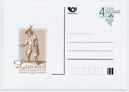 CZECH REPUBLIC 1998 6 Kc Postcard Praga '98 Unused.  Michel P34 - Postal Stationery