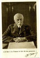 """Maréchal Pétain - """" Je Fais à La France Le Don De Ma Personne """". - Personen"""