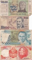 LOTE 17 DIFFERENT BANKNOTES AMERICA. SOLD AS IS, VOIR SCANS-BLEUP - Banknotes