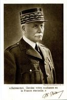 """Maréchal Pétain - """" Suivez-moi. Gardez Votre Confiance En La France éternelle """". - Personen"""