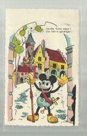 """-* MICKEY  MOUSE     *--""""""""J' Arrête Votre  Coeur !--Uw Hart Is Gevangen !   """""""" . - Disneyworld"""