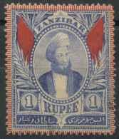 Zanzibar (1897) N 37 (Charniere) - Zanzibar (1963-1968)