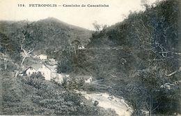 Brésil - Caminho De Cascatinha - Brazil