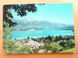 V07-74-D4-dep--74-sevrier--et La Tournette--lac D'annecy-- - Autres Communes