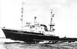 """ M.t. ORINOCO "" ( L. Smit & Co's Int. Sleepdienst Rotterdam NL )  REMORQUEUR Tug Boat Schlepper Sleepboot CPSM PF - Rimorchiatori"