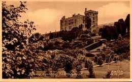 Powis Castle, Welshpool - Montgomeryshire