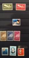 Australia -1963 Christmas Sg 361 1964 /5 Sg 370-381 All MNH - 1952-65 Elizabeth II : Pre-Decimals