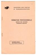 France Timbres Fictifs/cours D'instruction Carnet YT N° FC2 De 1972 Neuf ** MNH. Rare! TB. A Saisir! - Phantom
