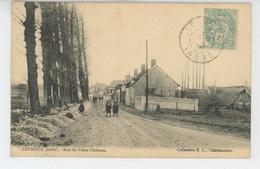 LEVROUX - Rue Du Vieux Château - Sonstige Gemeinden