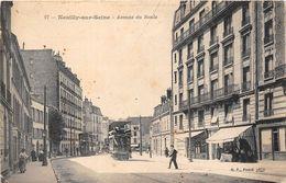 92-NEUILLY-SUR-SEINE- AVENUE DU ROULE - Neuilly Sur Seine