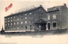 Mons - Obourg - Fabrique De Tabac - Mons