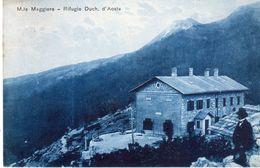 Monte Maggiore - Rifugio Duchessa D'Aosta - - Italy