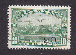Canada, Scott #215, Used, Windsor Castle, Issued 1935 - 1911-1935 Reign Of George V