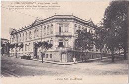 BELO-HORIZONTE. Grande Hotel. 2 - Belo Horizonte