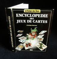 ( Cartes à Jouer ) ENCYCLOPEDIE DES JEUX DE CARTES Christian GARRAUD 1984 - Playing Cards (classic)