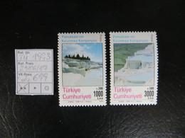 "1993  ""Pamukkale ""  Satz Sauber Postfrisch,  LOT 699 - 1921-... Republik"