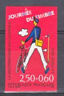 France 2792a Journée Du Timbre Non Dentelé 1993  Neuf ** TB MNH Sin Charnela Cote 23 - Frankreich
