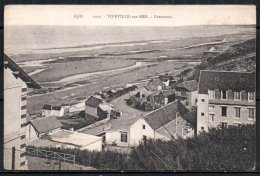 14-Vierville-sur-Mer, Panorama - Frankreich