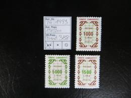 """1993  """" Dienstmarken """"  Satz Komplett Sauber Postfrisch,  LOT 388 - 1921-... Republik"""