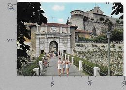 CARTOLINA VG ITALIA - BRESCIA - Il Castello - 10 X 15 - ANN. 1976 - Brescia