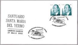 SANTUARIO SANTA MARIA DEL YERMO. Laudio-Llodio, Alava, 2002 - Iglesias Y Catedrales