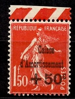 France YT N° 277 Neuf ** MNH. Gomme D'origine. TB. A Saisir! - Neufs