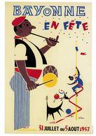 FETES De BAYONNE 1957, 1968, 1982, 1995 - Bayonne