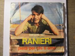 45 Giri Vinile Massimo Ranieri 1967 - 45 G - Maxi-Single