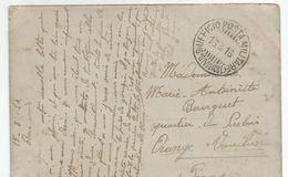 Italie Italia Italie - Trento Il Castello Del Buon Consiglio 1916 Posta Militare Ufficio 6e Division Pour Orange 84 - Marcofilia (sobres)