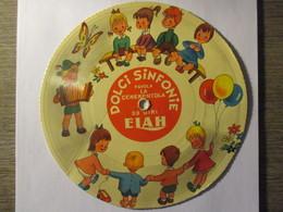 Disco Cartonato ELAH / Cenerentola / Anni 60 - Altri
