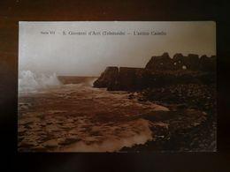 S. Giovanni D'Acri (Tolemaide) - L'antico Castello - Cartoline